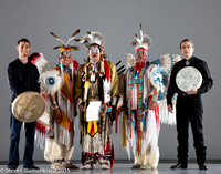 Native American Dancers, 2008
